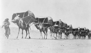 لعبت قافلة الحج الشامي دورا هاما في تاريخ دمشق