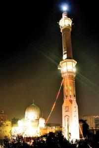 مسجد مصطفى محمود بالجيزة